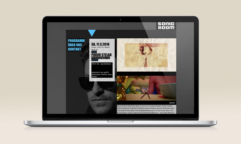 sonic boom event & artistservice GmbH